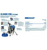 GRACO AGREGAT MALARSKI CLASSIC STAND 290 PC